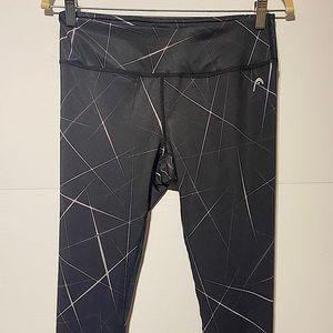 New Head athletic leggings size M